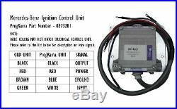 0005458732, Mercedes-Benz R107 Ignition Control Unit module, ECU, Control unit