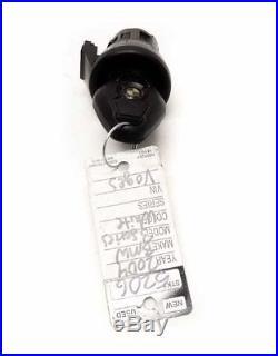 02-05 BMW 325i e46 ELECTRONIC CONTROL MODULE ECM DME ECU IGNITION LOCK KEY SET