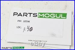 03-08 Porsche Cayenne S Start Lock Ignition Key Control Module Oem 3d0 905 865 F