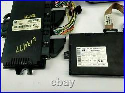07-08 Mini Cooper 1.6L M/T ECM ECU Engine Computer Module Ignition Key Set