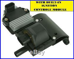 10 Units of DR49 NEW IGNITION COIL WITH BUILT-IN CONTROLE MODULE D577
