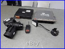 163 Ml320 1998-2002 Ignition Switch Immobilizer Ecu Key Set