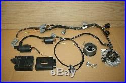 1999 Kawasaki KX250 CDI Control Module, Ignition Coil Stator Magneto, 99-01