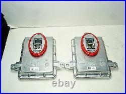 2 NEW OEM 2014 to 2016 Mercedes CLA 250 45 AMG Xenon HID Ballast Control Unit