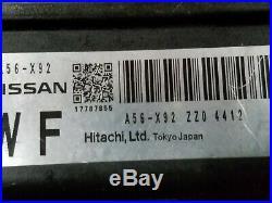 2004-2005 OEM Nissan Maxima ECU Ignition Switch Key BCM Enigne Computer 3.5L AT