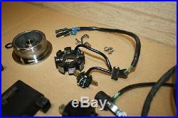 2004 Honda CRF450R CDI Control Module, Ignition Coil Stator Magneto Nice