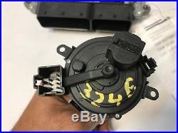 2005 05 Volvo S40 Engine Control Module Ecu Key Ignition Switch Oem Part