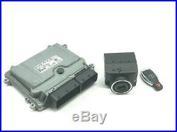 2006 2007 MERCEDES C230 C 230 ECU ECM Engine Computer Brain Key Fob Ignition