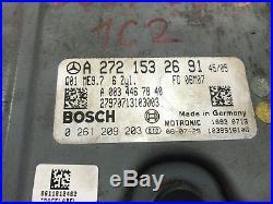 2006-2011 Mercedes R350 W251 Ecm Engine Computer Key Ignition Lock Immobilizer