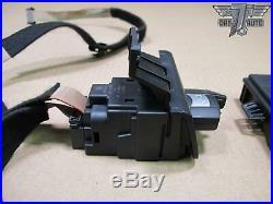 2011 BMW E88 128i ENGINE DME ECM ECU CAS CONTROL MODULE KEY IGNITION SWITCH SET