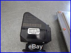 208 Clk320 Ignition Switch Immobilizer Ecu Ecm Ignition Key Set 0305455832