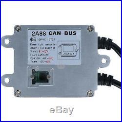 2x LICHTEX Ultimate CAN-Bus HID Xenon Scheinwerfer Steuergerät 12V 35W AC AA