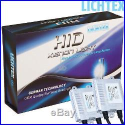 2x LICHTEX Ultimate CAN-Bus HID Xenon Scheinwerfer Steuergerät 12V 35W AC AE