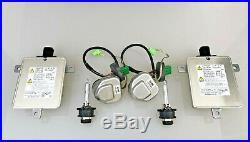 2x New OEM For 07-14 Acura TSX Xenon Lamp Ballast Igniter D2S Bulb Kit Inverter