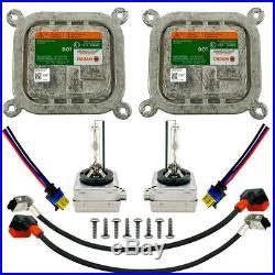 2x New OEM For 09-14 Ford F150 Xenon Ballast D3S Bulb Control Unit Lamp Computer