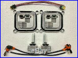 2x New OEM Ford Mustang Flex F150 Explorer Xenon Ballast & D3S Bulb Control Unit