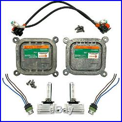 2x OEM 09-14 Ford F-150 Xenon Ballast & HID D3S Bulb Light Computer Control Unit