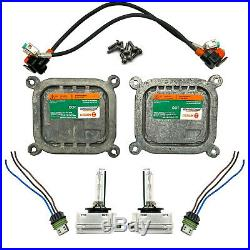 2x OEM 10-19 Ford Mustang Xenon Ballast D3S Bulb Kit Module Light Control Unit