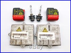 2x OEM BMW X3 M6 650i 645Ci 330Ci 325Ci Xenon Ballast Igniter & HID D2S Bulb Kit