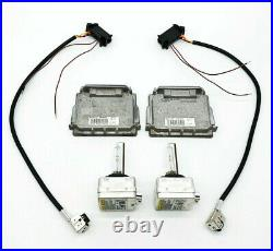 2x OEM For 07-12 GMC Acadia Xenon Ballast HID D1S Bulb Wire Kit Control Computer