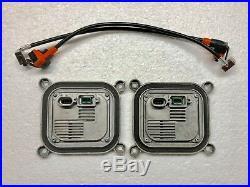 2x OEM Lincoln MKC MKS MKT MKX Navigator Xenon Headlamp Ballast Control Unit Set