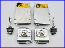 2x OEM Mercedes ML CLS E R SLK Xenon Ballast Igniter HID D2S Bulb Control Unit