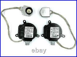 2x OEM for 03-15 Infiniti G 35 37 Q 60 Coupe Xenon HID Ballast Igniter Headlight