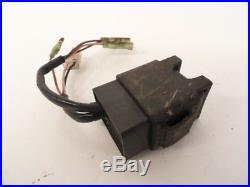 87 Yamaha XT 350 used CDI Box Ignition Control Unit Module 2GK-85540-20-00