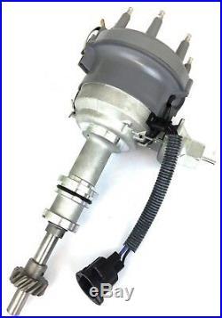 878+1727 Ignition Distributor + Control Module Engine 351c 370 429 460 8 Cyl