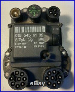 92-95 Mercedes-Benz R129 S500 SL500 CL500 Ignition Control Module 0155456132