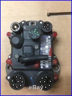 92 Mercedes R129 300SL module, EZL ignition control module 0105459532