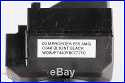 98-03 Mercedes W208 CLK320 E55 AMG Ignition Switch Control Module withKey OEM