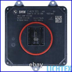 AL LED 7429125 Frontlichtelektronik Scheinwerfer Steuergerät Hauptlichtmodul BMW
