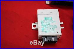 BMW 525 325 DME EWS ECU Lost Key Set Immobilizer Control Module Ignition Tumbler