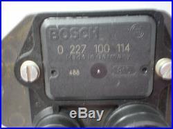 BOSCH 0227 100 114 SMP LX675 Ignition Control Module 84-86 MERCEDES BENZ 190e