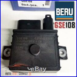 Beru Original Glühzeit Glühkerzen- steuergerät Bmw 3er 5er 7er X5 X6 xDrive30d