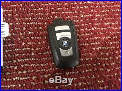 Bmw 2011-2017 F10 F12 F07 F25 N55 Dme Ecu Computer Key Immobilizer Set Oem 77k