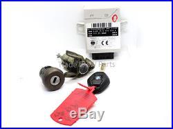 Bmw X5 E53 Ignition Key Lock & Ews 111 Control Module