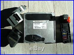 CLK W208 Key Ignition Steering Switch ECU Module Engine Control Unit A0275456932