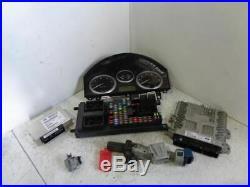 Discovery 3 ECU Ignition Lock Set Land Rover 2.7 TDV6 Manual (2007-2009) #K09059