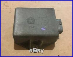 Dodge ICM Ignition Control Module 8.0L V10 2500 3500 1994 1995