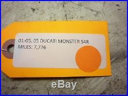 Ducati 01-05 Monster S4r 996 CDI Box Ecu Ignition Control Module Oem