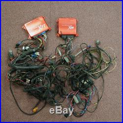 FAST XFI Engine Control Module FAST XIM Ignition Module with wiring harness`s