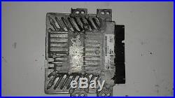 FORD MONDEO IV BA7 Engine Control Unit 7g9112a650yj