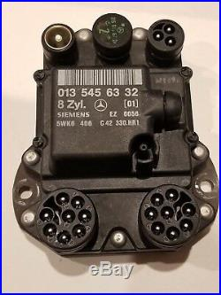 Genuine Mercedes-benz Oem Ignition Control Module 013 545 63 32 Low Miles Tested