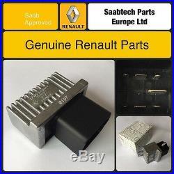 Genuine Renault Scenic/laguna &more Pre Heater Diesel Glow Plug Relay 7700115078