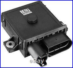 Glow Plug Timer Relay (Iss) fits BMW 325 E91 3.0D 06 to 12 M57306D3 Beru Quality