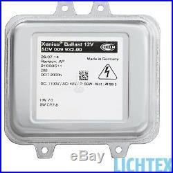 HELLA 5DV 009 932-00 D3S Xenon Xenius Ballast 12V Scheinwerfer Steuergerät NEU