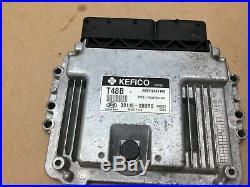 Hyundai Veloster Turbo ECU ECM Smart Key Ignition Control Module Set 2015 15 @