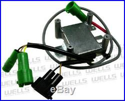 Ignition Control Module WVE BY NTK 6H1298